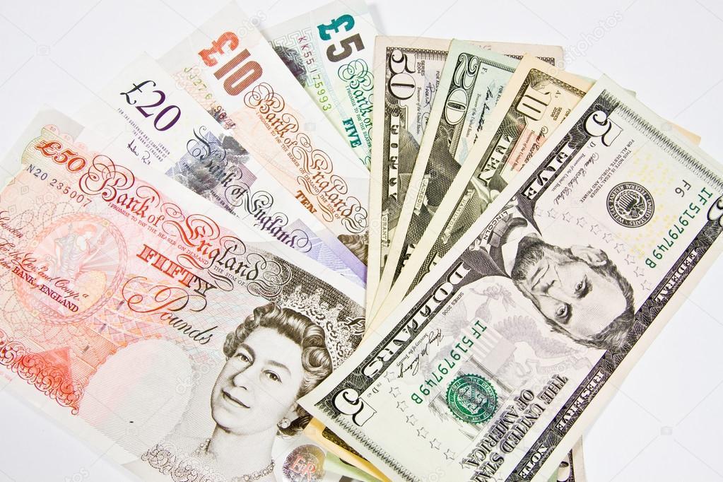 Sterlina e dollari zhvlerësojnë ndjeshëm lekun, euro i rikthehet rënies