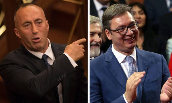 Vuçiq thotë se bashkëpunëtorët e Haradinajt po tentojnë ta rrëzojnë nga pushteti