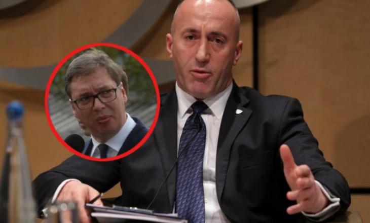 Ja si i përgjigjet Haradinaj ofendimit të Vuçiqit