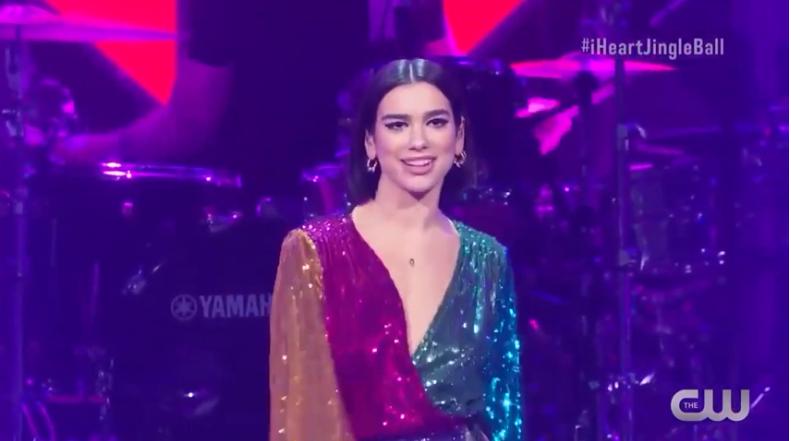 Nuk e mori asnjë çmim në 'iHeartRadio Awards', por performanca e saj ishte e mahnitshme