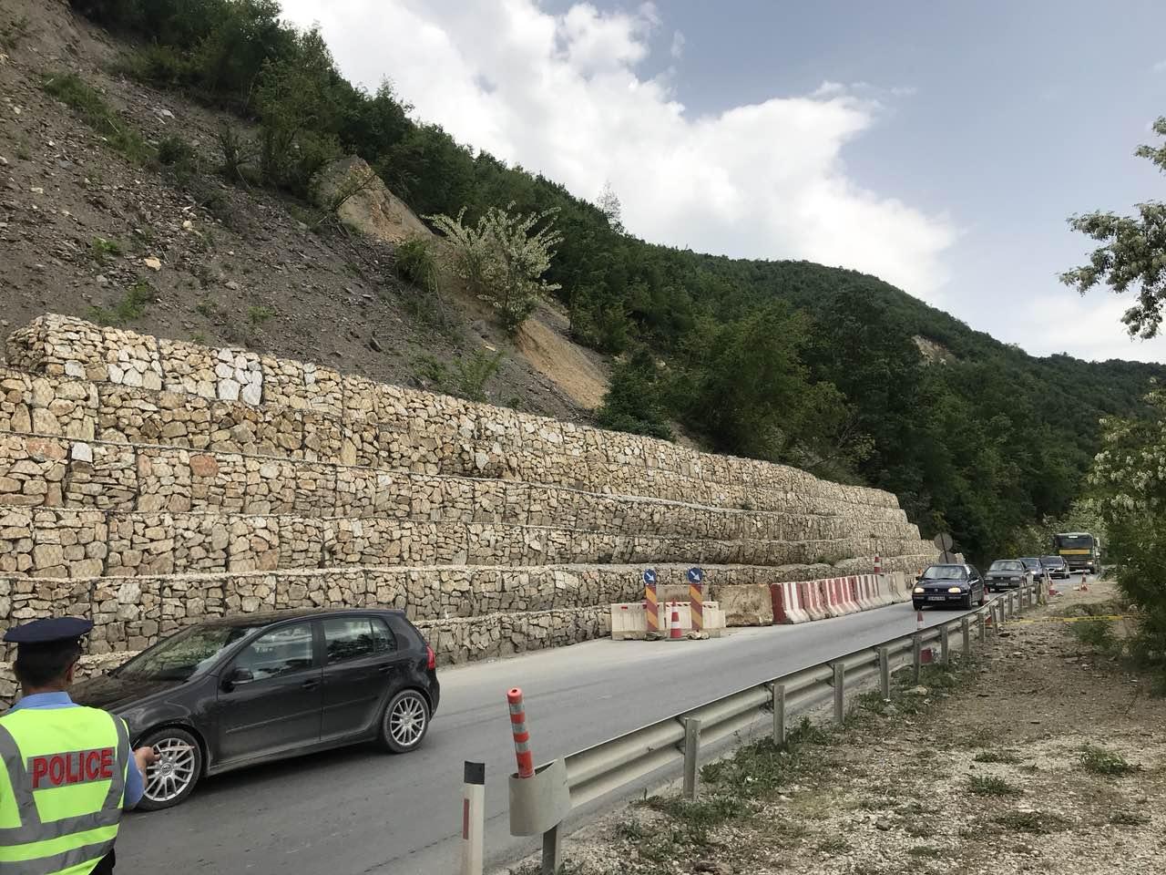 Rruga nacionale Kaçanik –Hani i Elezit do të mbyllet përkohësisht nga 29 marsi