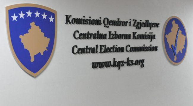 KQZ në pritje për aplikim të subjekteve politike për zgjedhjet në veri