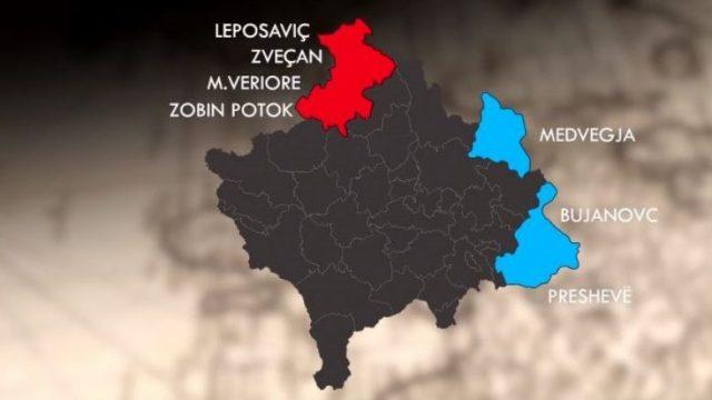 Partia e Petroviqit kundër ndryshimit të kufijve të Kosovës