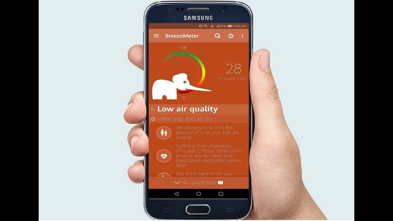 Në Kosovë lansohet aplikacioni mobil për monitorimin e cilësisë së ajrit
