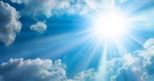 Moti sot, i kthjellët dhe me diell