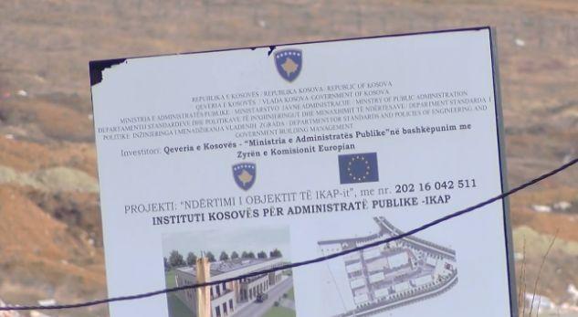 Miliona euro për objektet qeveritare