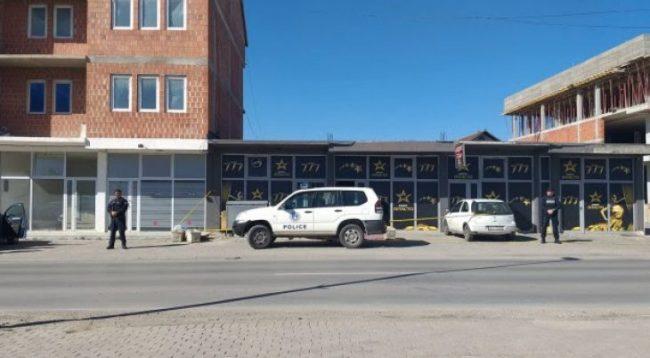 Polici luajti dy orë në kazinon në Suharekë para se ta kryente vrasjen