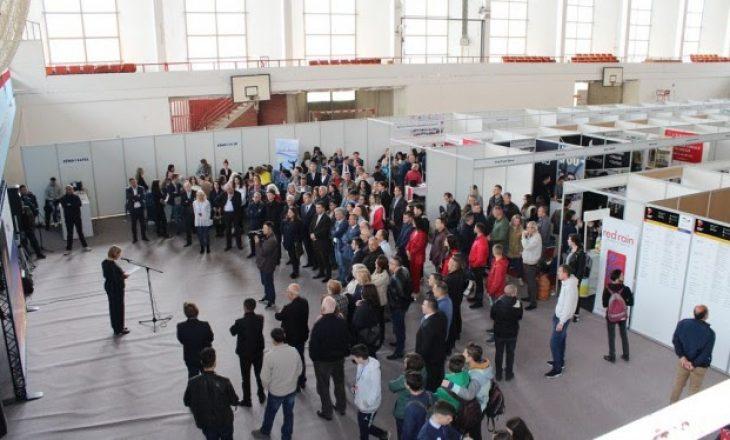40 kompani ofrojnë 500 vende pune në Gjilan