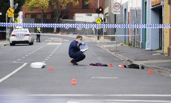 Të shtëna me armë në Australi, ka të vdekur