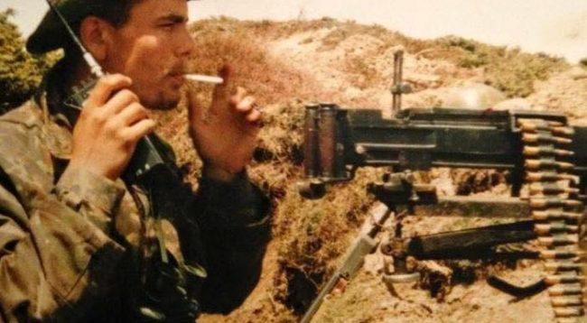 Flet Rrahim Hashimi, ish-ushtari i UÇK-së që u intervistua për tri ditë rradhazi nga Specialja