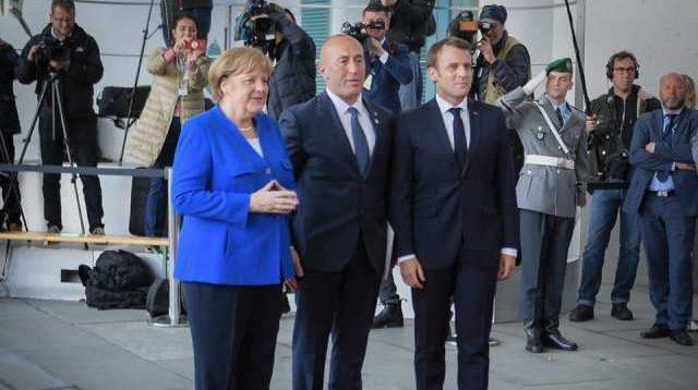 Pacolli: Merkel dhe Macron i bënë presion Haradinajt për suspendimin e taksës