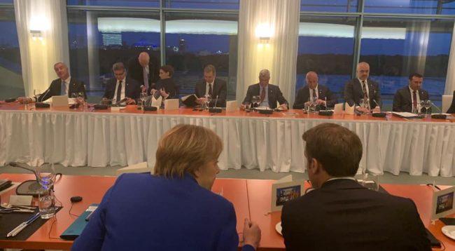Përfundon darka e liderëve në Samitin e Berlinit
