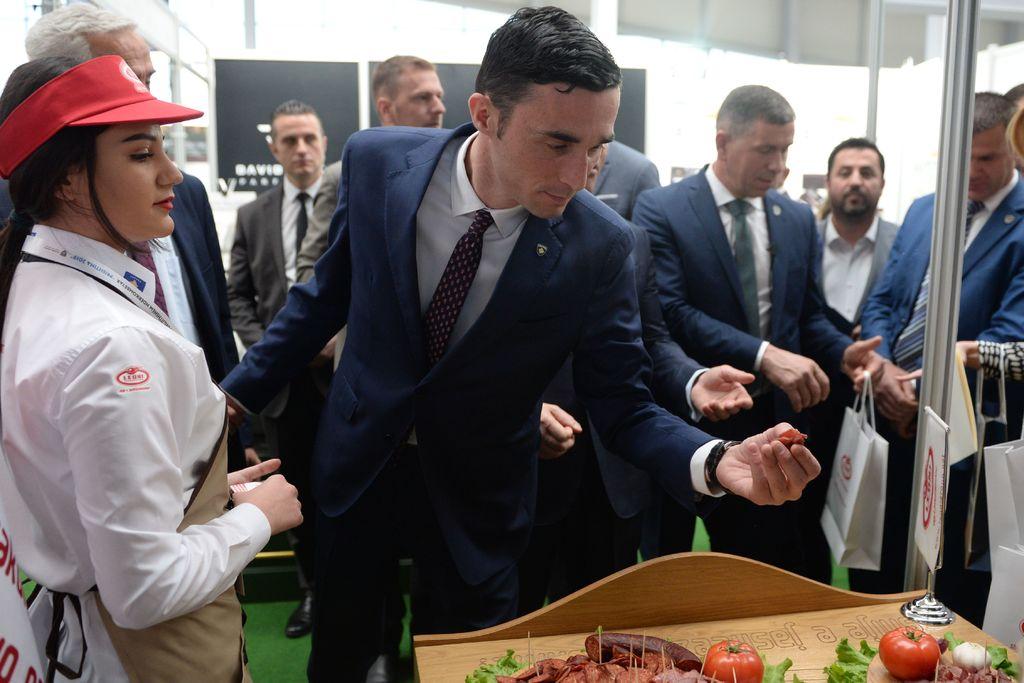 """Shala në Panairin Ndërkombëtar """"Prishtina 2019"""", thirrje për konsum të prodhimeve vendore"""