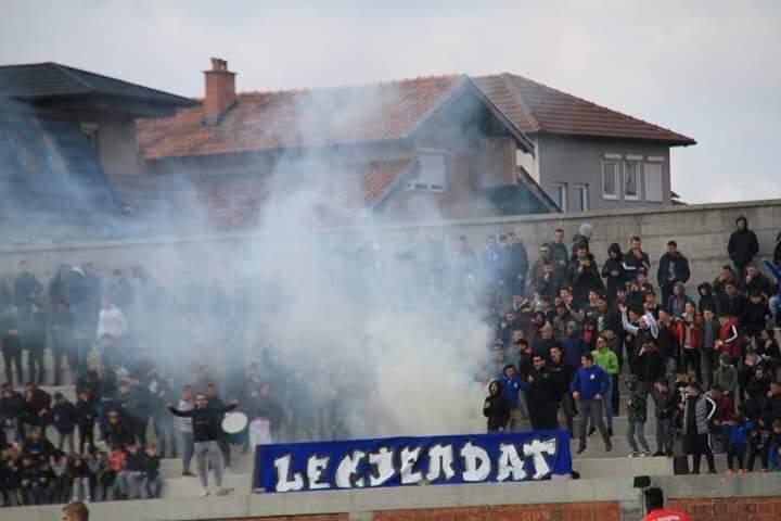 """""""Legjendat"""" me njoftim për ndeshjen ndaj Ferizajit"""