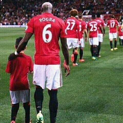 """""""United i zhgënjyer nga Pogba"""""""
