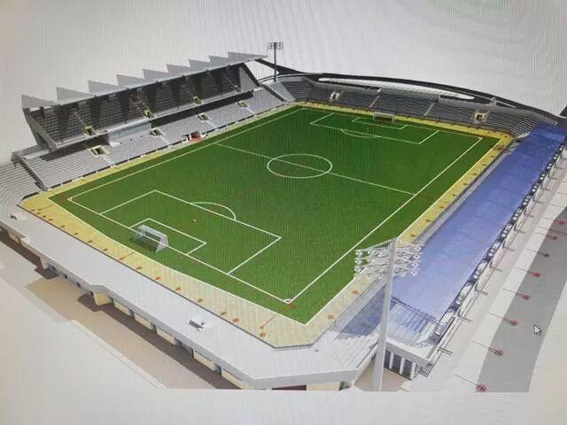 Lutfi  Haziri tregon kur do të jetë gati stadiumi i qytetit në Gjilan