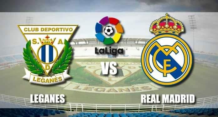 Leganes – Real Madrid, formacionet e mundshme