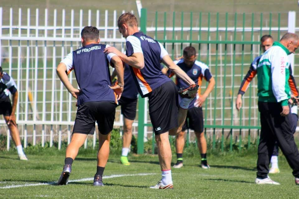 Feronikeli me vendim interesant për futbollistët gjashtë javë para fundit të kampionatit