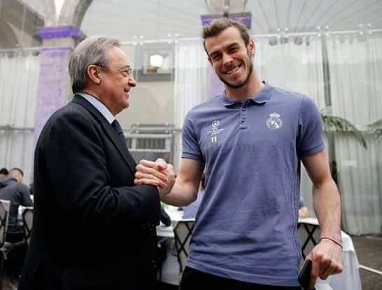 Konfirmohet e ardhmja e Gareth Bale