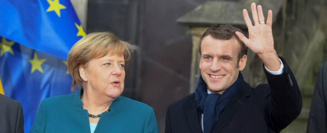 Macron dhe Merkel pritët të dalin me propozim konkret për Serbinë dhe Kosovën