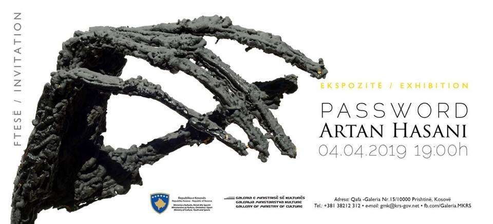 Veprat e Artan Hasanit ekspozohen sot në Galerinë te 'Qafa' në Prishtinë