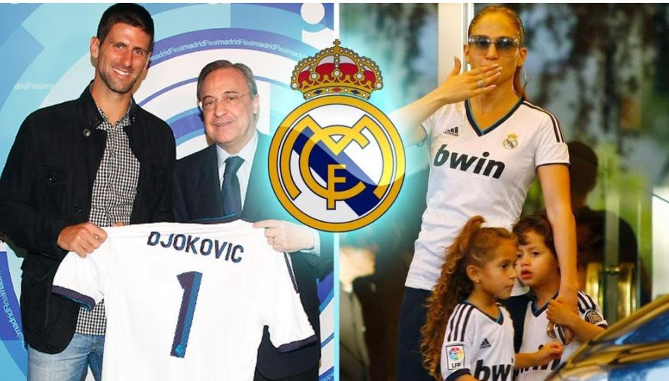 Yet e njohura botërore tifozë të zjarrtë të Real Madrid
