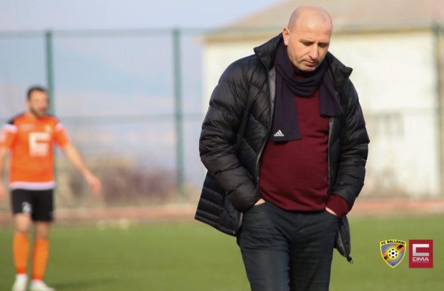 Sami Sermaxhaj  tregon  trajnerin e ri të Ballkanit