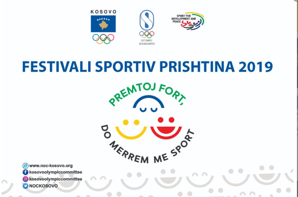 Mbi 2 mijë fëmijë do të garojnë nesër në Festivalin Sportiv për Parafillorët e Prishtinës