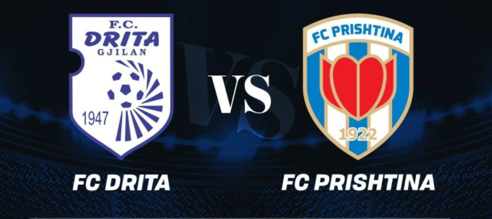 Drita – Prishtina, statistikat e favorizojnë dukshëm këtë skuadër