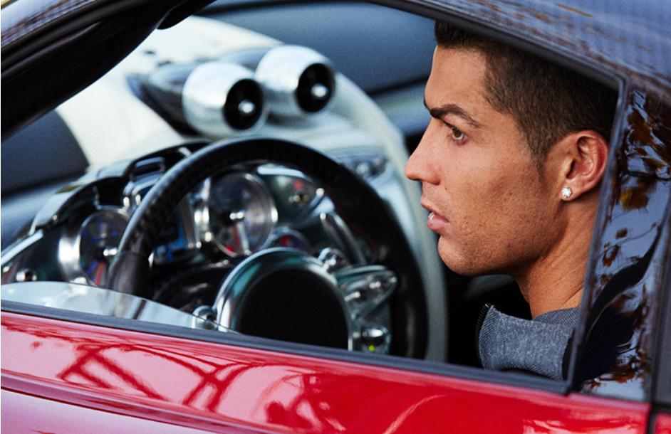 """Cristiano Ronaldo bën """"çmendurinë"""" e radhës, shikojeni makinën e tij 11 milionëshe (FOTO)"""