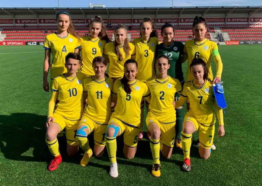 Vashat e Kosovës U16 shkëlqejnë në duel me Estoninë