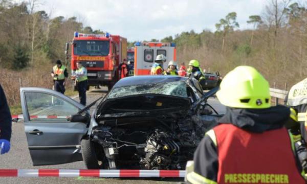 Kërkohet nga policia gjermane, kosovari që gjatë garës me makina e vrau një grua