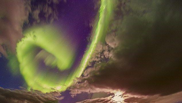 Kjo lloj aurore mund të jetë paralajmërim rreziku për njerëzimin