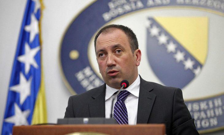 Kryediplomati i Bosnjës dhe Hercegovinës: Nuk do ta njohim Kosovën