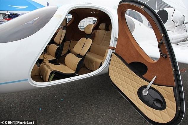 Aeroplani më i vogël biznesi në botë, ky është çmimi i tij