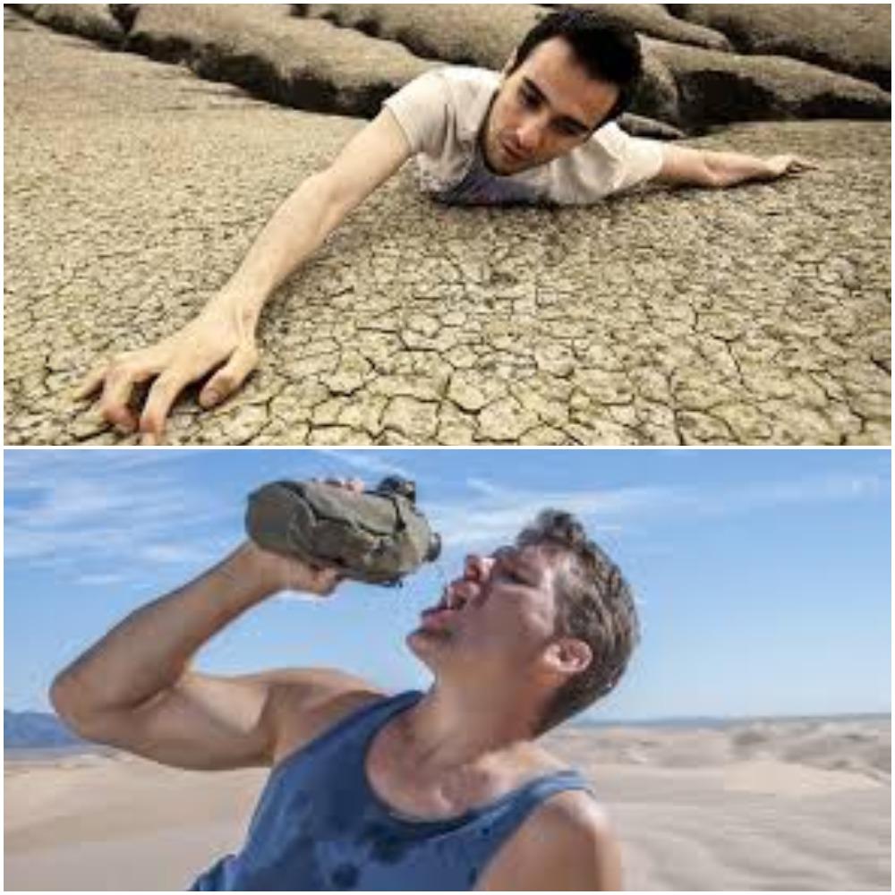 Dehidrimi është shumë më kërcënues për organizmin njerëzor sesa mendohet