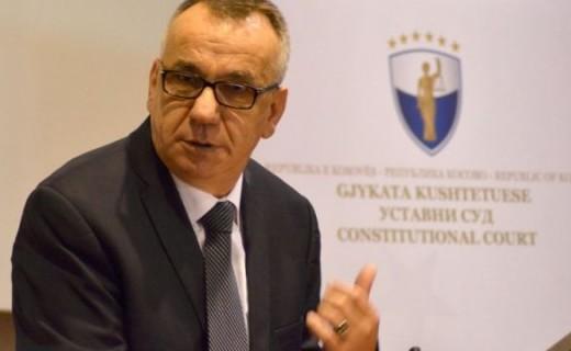 Enver Hasani ushtron kallëzim penal kundër Kryeprokurorit të Shtetit