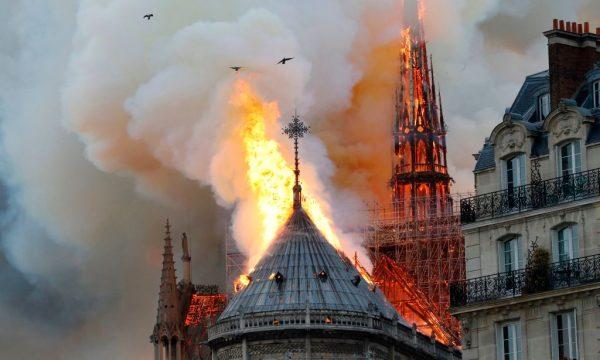 Macron: Brenda këtyre viteve do ta ndërtojmë Notre Dame