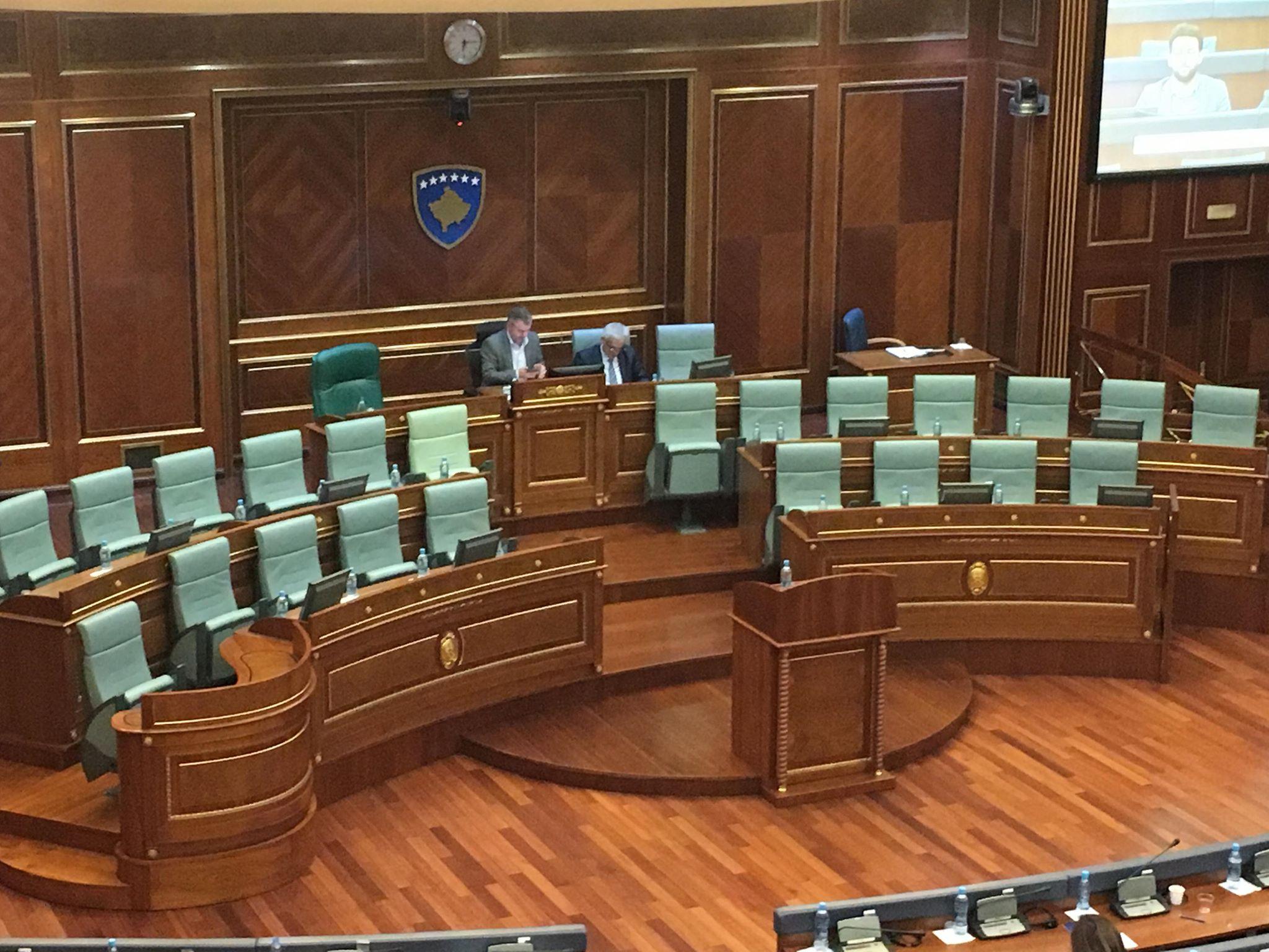 Zgjedhjet e reja kthejnë në pikën zero 45 projektligje, Kuvendi i miratoi vetëm 27 për 7 muaj