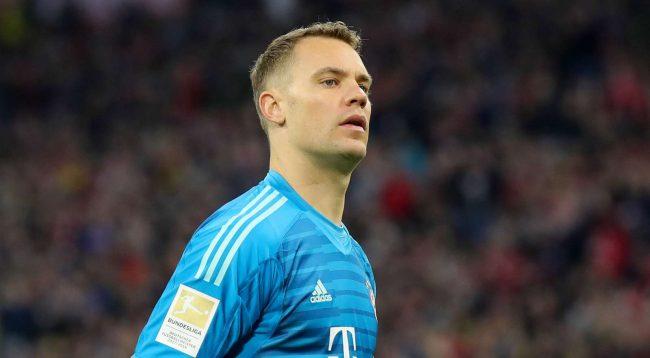 Lëndohet Manuel Neuer