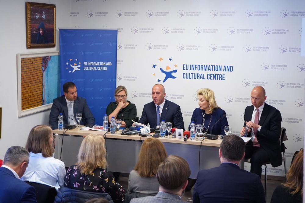 Haradinaj: Mohgerini na ka shkaktuar trauma në rajon dhe e ka devijuar dialogun