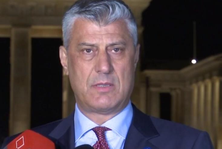 Thaçi: I turpshëm, lobimi i disa diplomatëve të rangut të ulët për heqjen e taksës në këmbim të vizave
