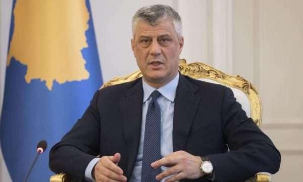 Deputeti i VV-së kërkon urgjentisht shkarkimin e Thaçit nga posti i presidentit