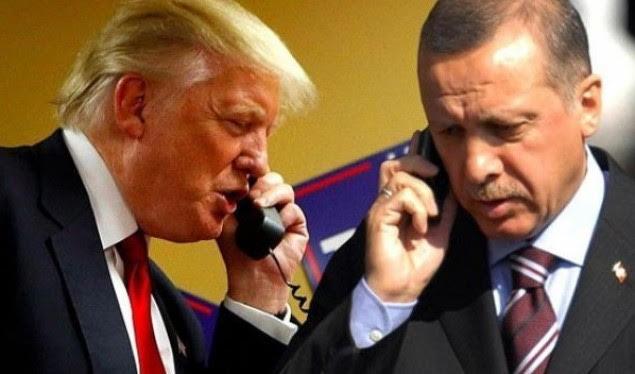 Trump dhe Erdogan zhvillojnë bisedë telefonike, ja për çfarë u diskutua