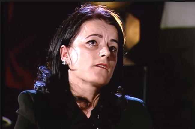 Vasfije Krasniqi sot dëshmon para Kongresit Amerikan për tmerret që përjetoi gjatë luftës në Kosovë