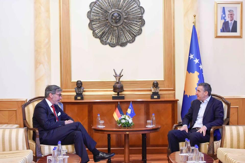 Veseli: Samiti i Berlinit një hap përpara për perspektivën evropiane të Ballkanit