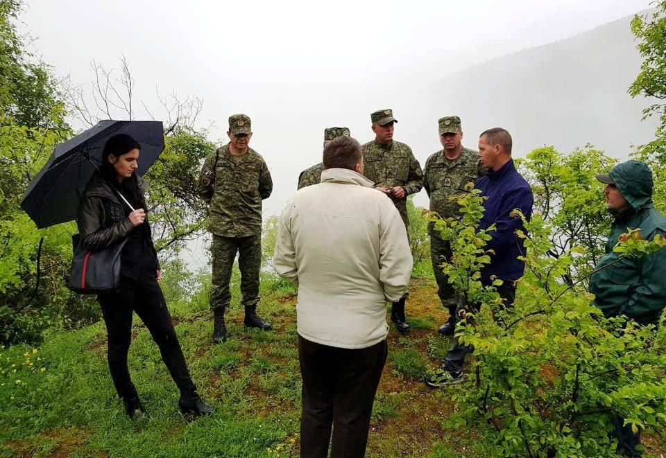 FSK në aksion për ta kapur 'Ariun e Prizrenit'