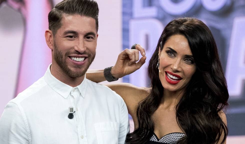 E dashura e Sergio Ramos merrej me striptizëm