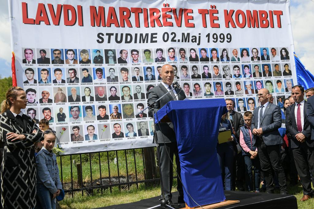 Haradinaj: Të vendoset drejtësia për të gjitha viktimat, dhe ata që janë flijuar dhe vrarë padrejtësisht