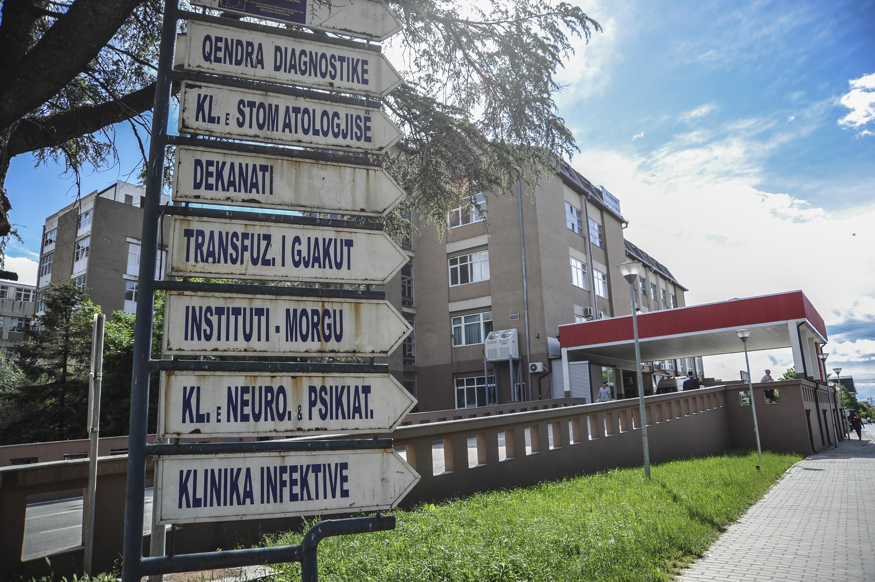 Vdes në QKUK burri nga Prizreni që u aksidentua para një jave